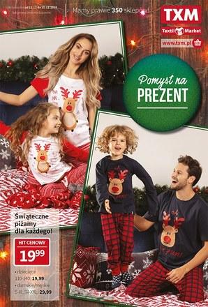 Gazetka promocyjna Textil Market, ważna od 12.12.2018 do 25.12.2018.