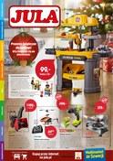 Gazetka promocyjna Jula - Gazetka handlowa  - ważna do 02-01-2019