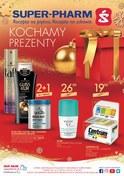 Gazetka promocyjna Super-Pharm - Kochamy prezenty  - ważna do 26-12-2018