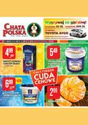Gazetka promocyjna Chata Polska - Cały tydzień cuda cenowe  - ważna do 19-12-2018