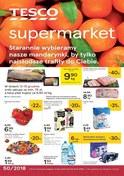 Gazetka promocyjna Tesco Supermarket - Gazetka promocyjna - supermarket  - ważna do 18-12-2018