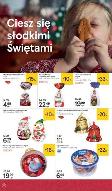 Gazetka promocyjna Tesco Supermarket, ważna od 13.12.2018 do 18.12.2018.