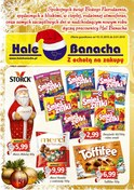 Gazetka promocyjna Hala Banacha - Z ochota na zakupy - ważna do 08-01-2019