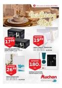 Gazetka promocyjna Auchan - Świąteczny stół  - ważna do 23-12-2018