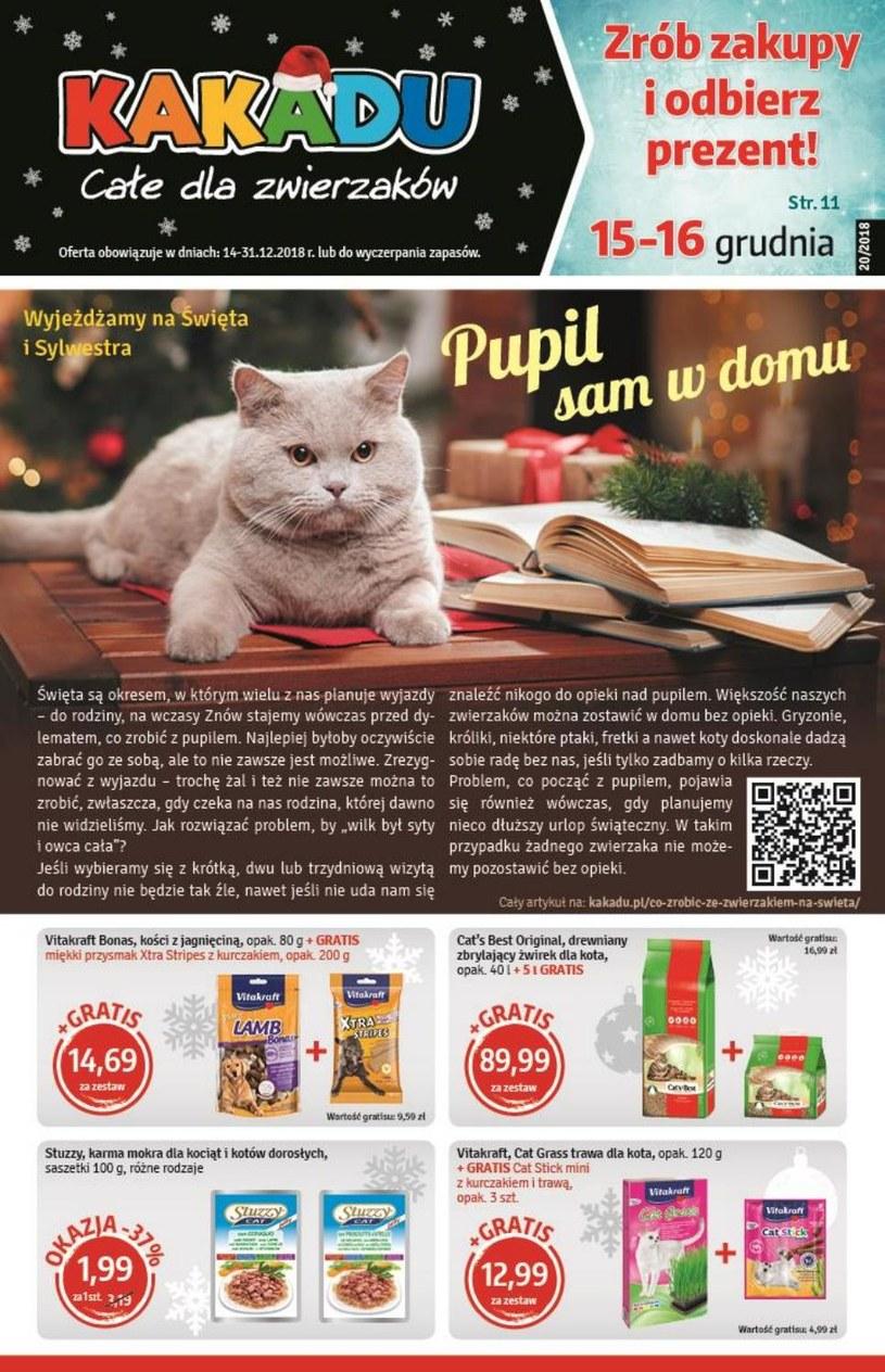 Kakadu: 1 gazetka