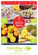 Gazetka promocyjna Carrefour Express - Te święta będą jeszcze lepsze - ważna do 24-12-2018