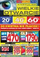 Wielkie otwarcie - Warszawa