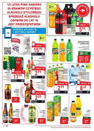 Gazetka promocyjna Carrefour Market, ważna od 17.12.2018 do 24.12.2018.