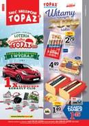 Gazetka promocyjna Topaz - Witamy w nowym 2019 roku