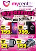 Gazetka promocyjna MyCenter - Wyprzedaż - Tanio jak barszcz! - ważna do 09-01-2019