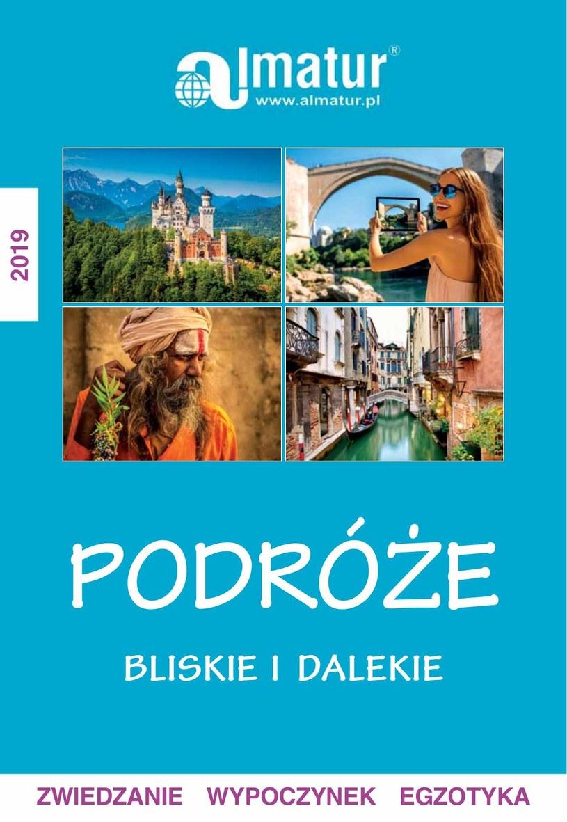 Gazetka promocyjna Almatur - ważna od 20. 12. 2018 do 31. 12. 2019
