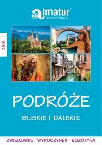 Gazetka promocyjna Almatur - Podróże 2019 - ważna do 31-12-2019