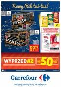 Gazetka promocyjna Carrefour - Nowy Rok tuż-tuż! - ważna do 05-01-2019