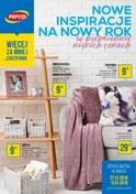 Gazetka promocyjna Pepco - Nowe inspiracje na Nowy Rok - ważna do 09-01-2019