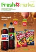Gazetka promocyjna Freshmarket - Gazetka promocyjna - ważna do 08-01-2019