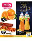 Gazetka promocyjna MILA - Szczęśliwego Nowego Roku - ważna do 31-12-2018