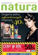 Gazetka promocyjna Drogerie Natura - Drogeria pełna inspiracji   - ważna do 02-01-2019