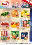 Gazetka promocyjna Api Market - Sylwestrowe hity - ważna do 08-01-2019