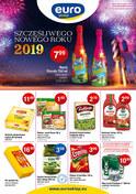 Gazetka promocyjna Euro Sklep - Szczęśliwego Nowego Roku - ważna do 08-01-2019