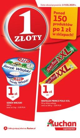 Auchan Gazetka Oferta Promocje Styczen Okazjum Pl