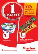 Gazetka promocyjna Auchan - Gazetka promocyjna  - ważna do 09-01-2019