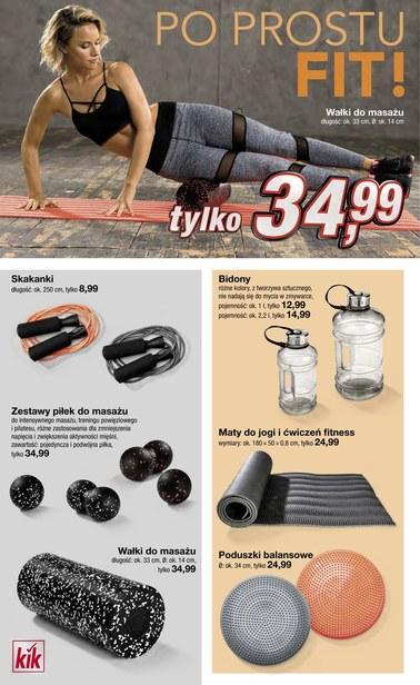 Gazetka promocyjna KIK, ważna od 09.01.2019 do 31.01.2019.