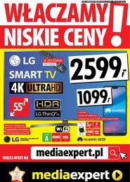Gazetka promocyjna Media Expert - Włączamy niskie ceny! - ważna do 23-01-2019
