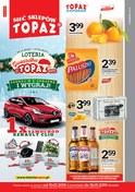 Gazetka promocyjna Topaz - Gazetka promocyjna  - ważna do 16-01-2019
