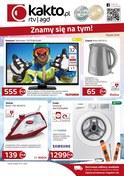 Gazetka promocyjna Kakto.pl - Znamy się na tym - ważna do 31-01-2019