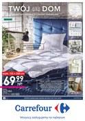 Gazetka promocyjna Carrefour - Twój dom - ważna do 19-01-2019