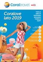 Gazetka promocyjna Coral Travel  - Coralove lato 2019