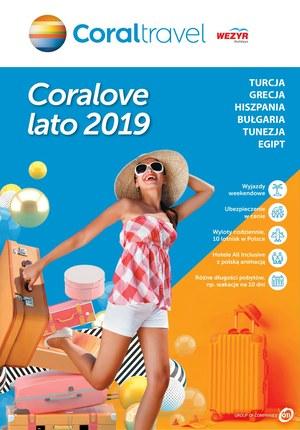 Gazetka promocyjna Coral Travel , ważna od 04.01.2019 do 15.09.2019.