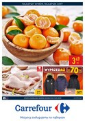 Gazetka promocyjna Carrefour - Oferta handlowa - ważna do 19-01-2019