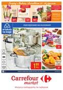 Gazetka promocyjna Carrefour Market - Świętuj z babcią i dziadkiem - ważna do 19-01-2019