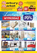 Gazetka promocyjna Merkury Market - Zimowa wyprzedaż