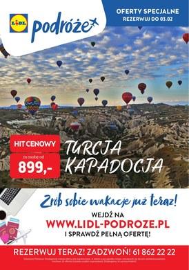 Gazetka promocyjna Lidl - Turcja