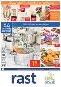 Gazetka promocyjna Rast - Oszczędzanie na kilogramy  - ważna do 19-01-2019