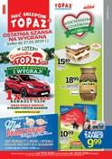 Gazetka promocyjna Topaz - Gazetka promocyjna  - ważna do 23-01-2019