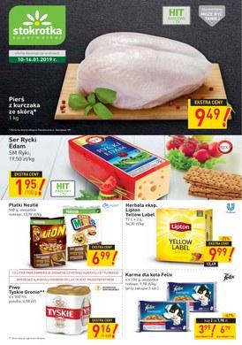 Gazetka promocyjna Stokrotka - Oferta handlowa - supermarket