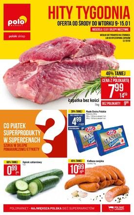 Gazetka promocyjna POLOmarket, ważna od 09.01.2019 do 15.01.2019.