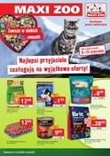 Gazetka promocyjna Maxi ZOO - Najlepsi przyjaciele zasługują na wyjątkowe oferty! - ważna do 15-01-2019