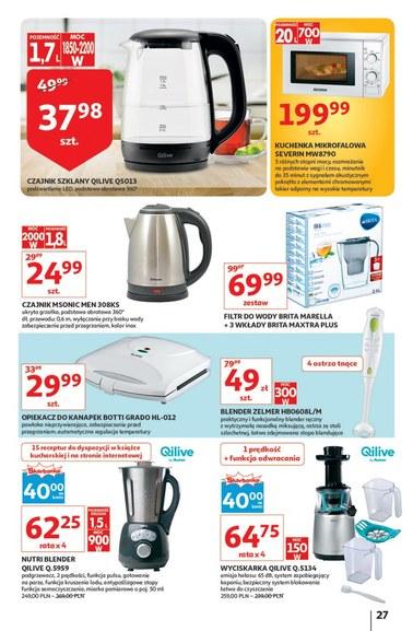 Gazetka promocyjna Auchan, ważna od 10.01.2019 do 23.01.2019.