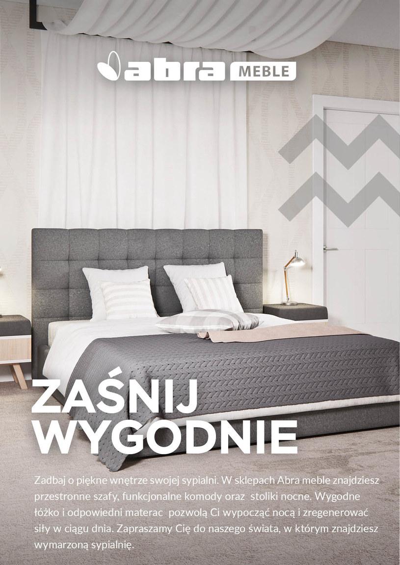 Gazetka promocyjna Abra - ważna od 09. 01. 2019 do 28. 02. 2019