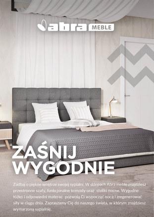 Gazetka promocyjna Abra, ważna od 09.01.2019 do 28.02.2019.