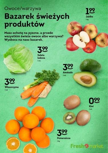 Gazetka promocyjna Freshmarket, ważna od 09.01.2019 do 29.01.2019.