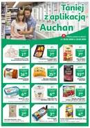 Taniej z aplikacją Auchan