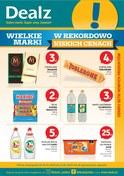 Gazetka promocyjna Dealz - Wielkie marki - ważna do 23-01-2019