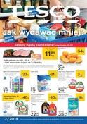 Gazetka promocyjna Tesco Hipermarket - Jak wydawać mniej! - ważna do 16-01-2019