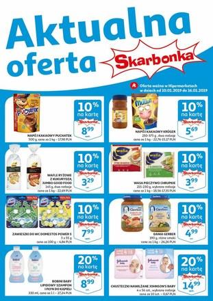 Gazetka promocyjna Auchan, ważna od 10.01.2019 do 16.01.2019.