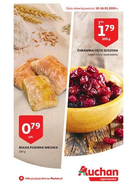 Gazetka promocyjna Auchan - Oferta handlowa
